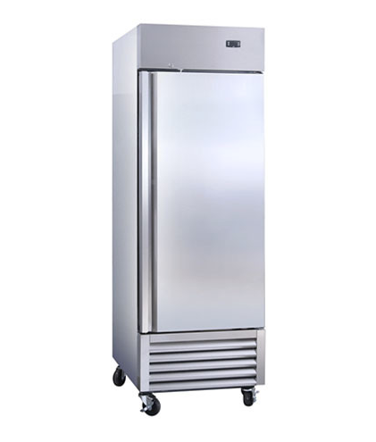 Reach in freezer CHEF- ST-23BF
