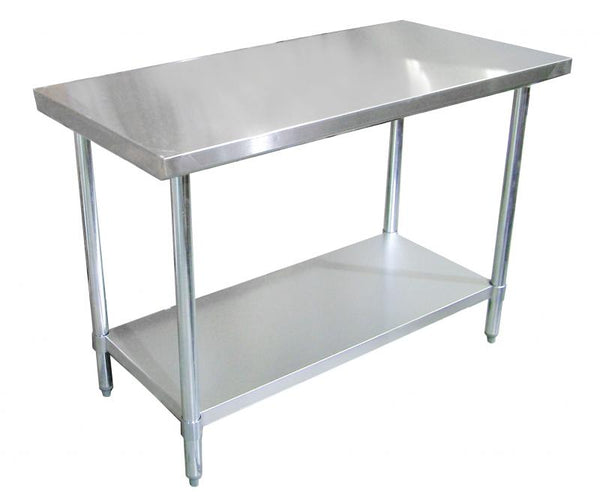 "24""x18"" Stainless Steel Worktable 43182"