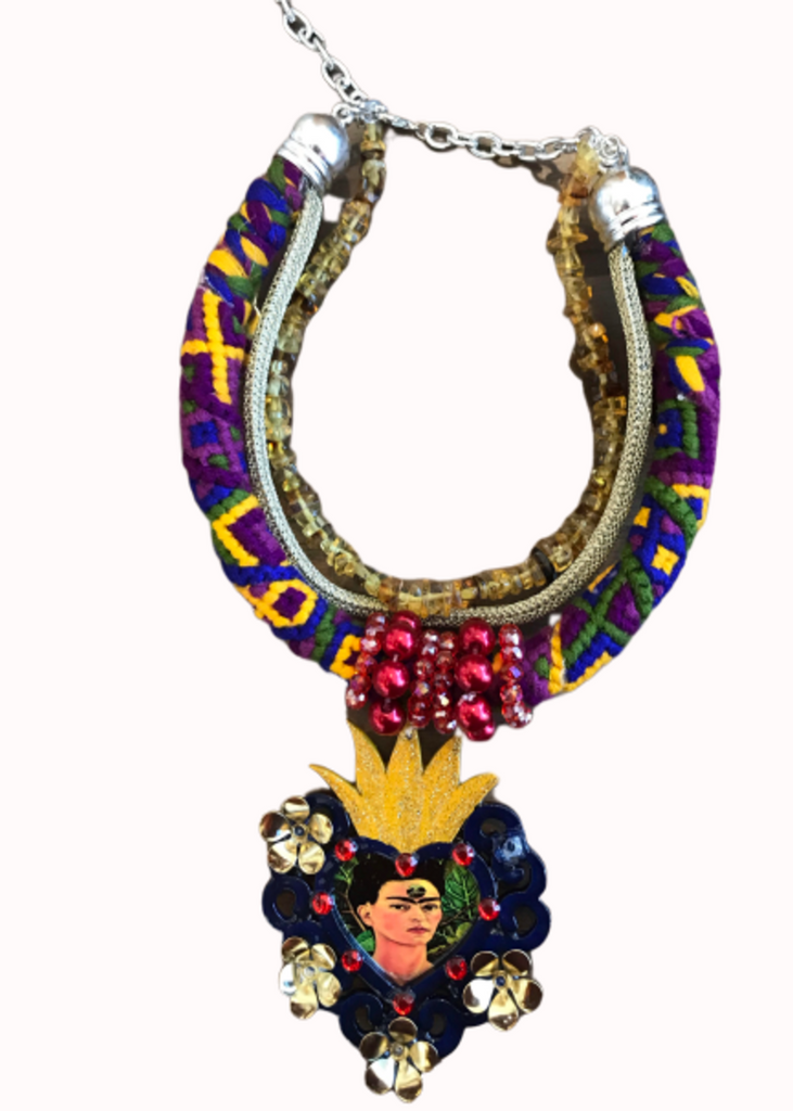 Collar de Frida Kahlo