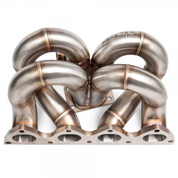 BLOX Racing Turbo Manifold, B-series Ram Horn, T3 Inlet, 38mm