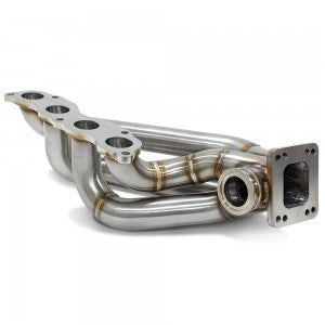 BLOX Racing K-series Sidewinder Turbo Manifold, T3&T4 Dual Pattern , 46MM
