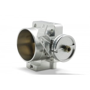 BLOX Racing Honda K-series 72mm Silver Dual Pattern throttle body