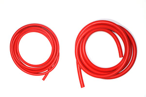 SILICONE VACUUM HOSE 4MM or 8MM