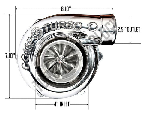 COMP TURBO CT4S