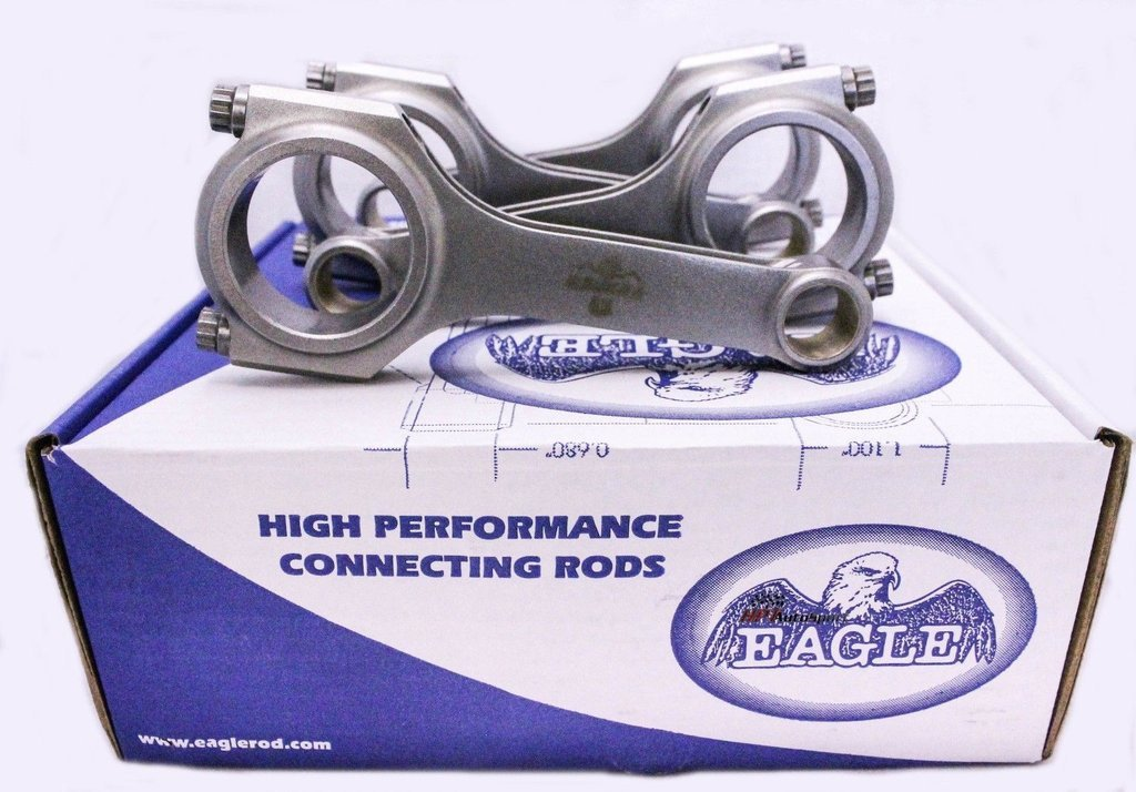 EAGLE H-BEAM CONNECTING RODS K20/K20A/K20Z