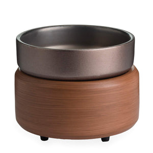 Candle Warmer Brown