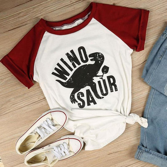 vista wholesale winosaur tshirt