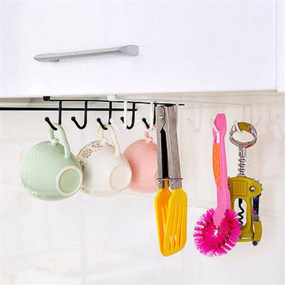 Under Cabinet Space Saving Hooks