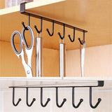 Under Cabinet Hanging Hooks