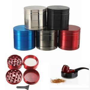 4 pc Tobacco Grinder