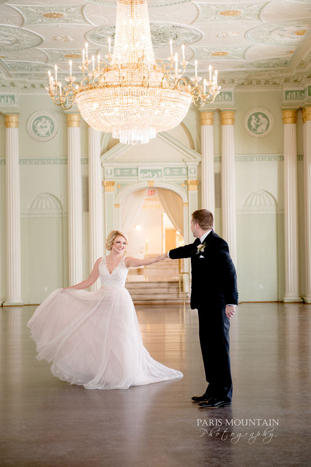 Biltmore Ballrooms Styled Photo Shoot For Wedding