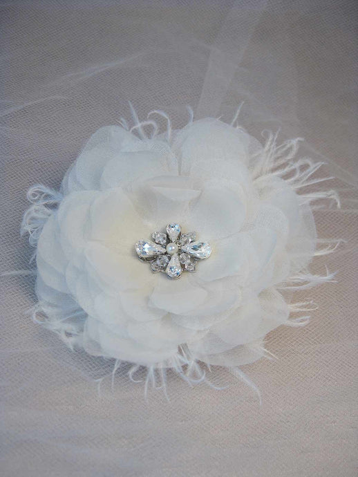 Bridal Hair Accessories Flower