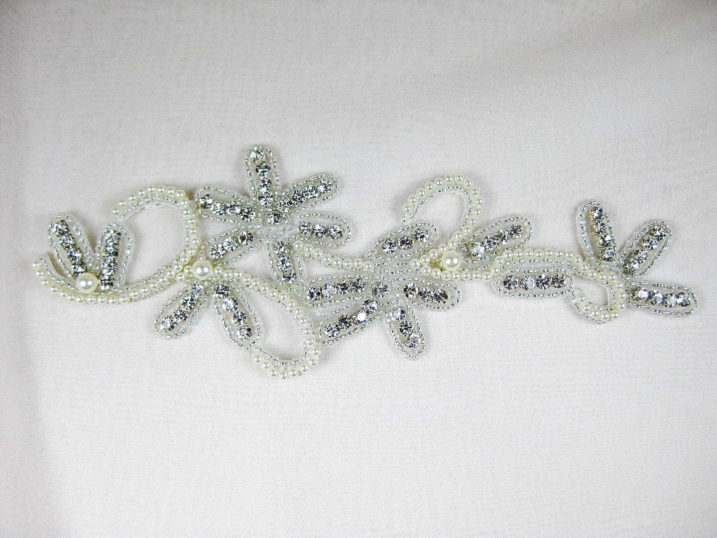 Applique 3 with Pearls