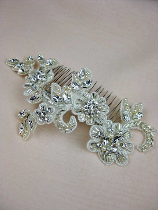 Bridal Lace Hair Accessories
