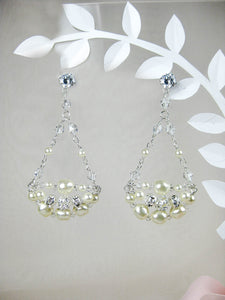 Dharma Large Earrings - e423