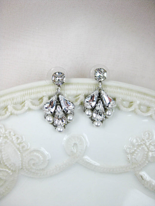 Abbey Small Earrings - e437