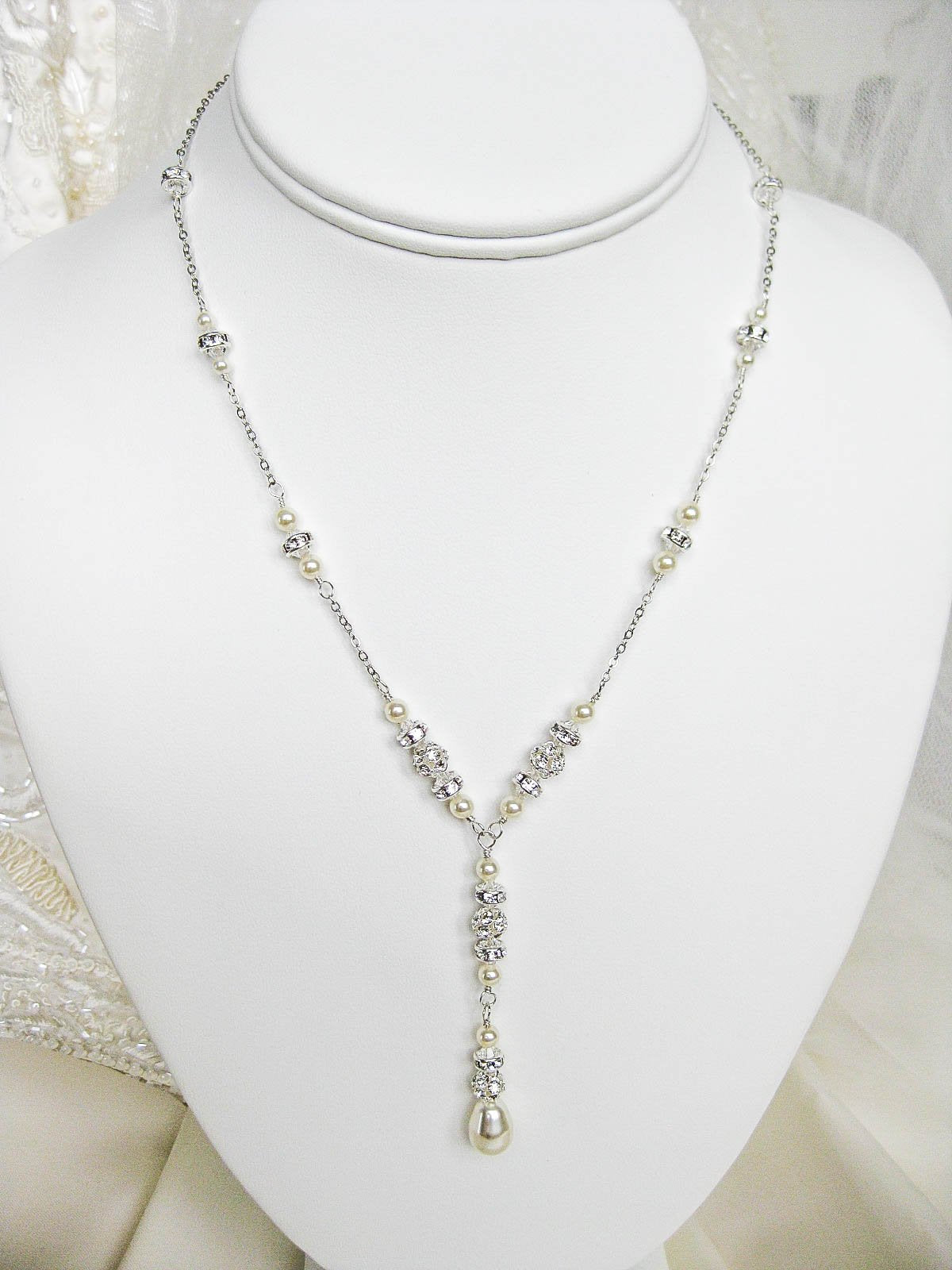 Grace III Necklace - n366