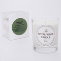 Basil, Bay & Lime Natural Candle