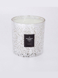 Silver 3 Wick Candle