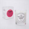 Frankincense & Juniper Natural Candle