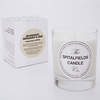 Grapefruit, Bergamot & Lime Natural Candle