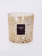 Gold 3 Wick Candle