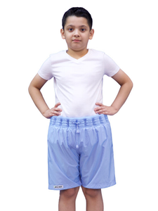 Non-Sinkable Orange Swim Shorts - Kids