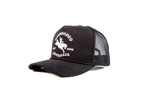 Wholesale Night Black Khan Rodeo Cotton Cap (RRP $29.99)
