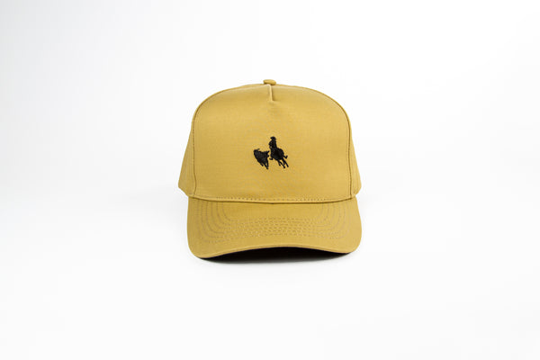 Tan Cotton Chino Cap
