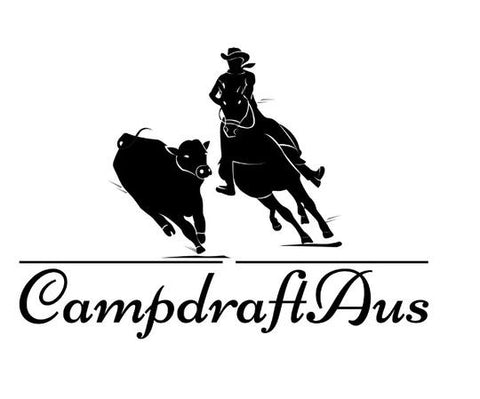 CampdraftAus Decal Sticker
