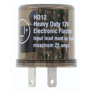 FLASHER  TRIDON 2PIN    HD12    CODIGO 42264