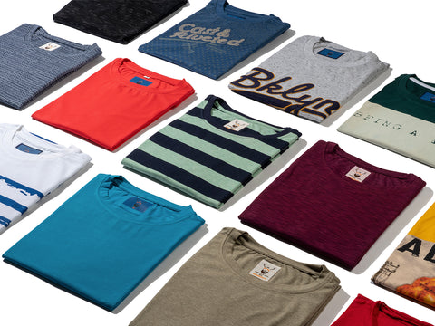 Solid Color T-Shirts from Mr. Stag