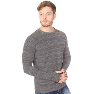 Black Striped Thumbhole T-Shirt