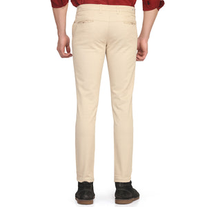 White Casual Trouser