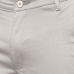 Grey Casual Trouser