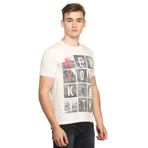 New York City Half Sleeves T-Shirt