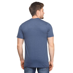 Cast Riveted Half Sleeves T-Shirt