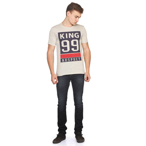 King 99 Half Sleeves T-Shirt