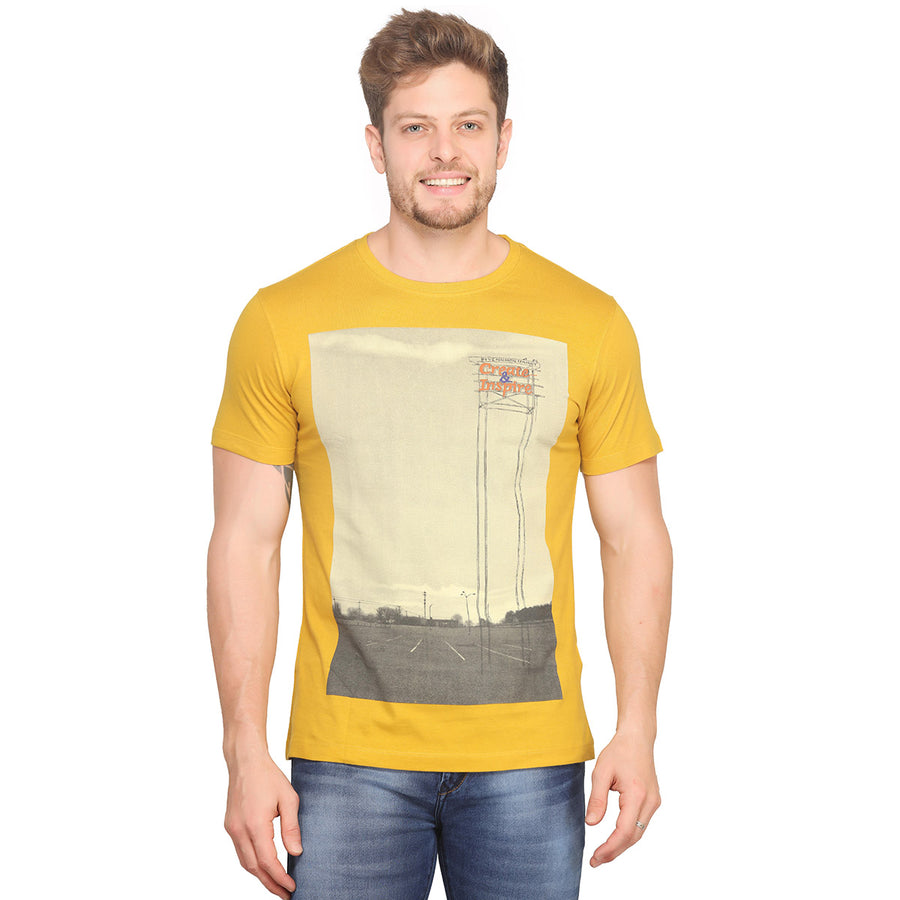 Create & Inspire Half Sleeves T-Shirt