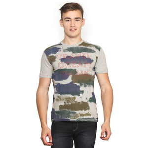 Travel Dream Think Half Sleeves T-Shirt