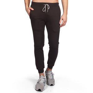 Black Joggers 4 pockets