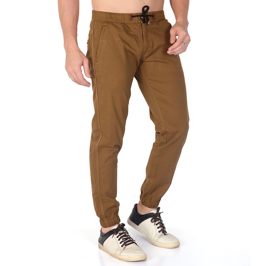 Brown Joggers