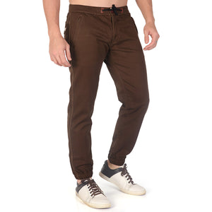 Dark Brown Joggers