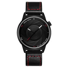 SAMPURCHASE Break Unique Design Photographer Series Men Women Unisex Brand Wristwatches Sports Rubber Quartz Creative Casual Fashion Watches