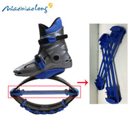 sampurchase  Miaomiaolong Kangaroo Jumping Shoe Spring Plate Fit For Exercise 20~110kg Bouncing shoes