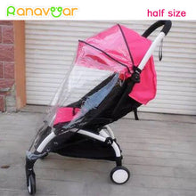 sampurchase  Ranavoar Baby Stroller Accessories Universal Waterproof Rain Cover Wind Dust Shield Zipper Open For Baby Strollers Pushchairs
