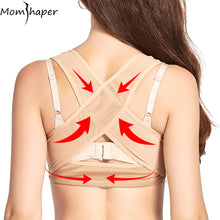 sampurchase nursing Corset Humpback Posture Corrective Corset Belt Shapewear Back Shoulder Gather Adjustable Vest Modeling strap shapewear