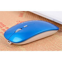 SAMPURCHASE AZZOR N5 Rechargeable Wireless Silent USB Optical Mouse