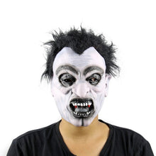 SAMPURCHASE Halloween Mask Scary Clown Latex Full Face Mask Cosplay