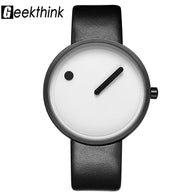 sampurchase GEEKTHINK Top Brand Creative Quartz watch men